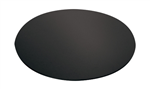Cake Board Compressed Round Black 1230Cm 5Mm