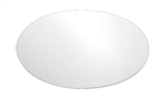 Cake Board Compressed Round White 1025Cm 5Mm