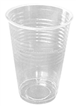 Capri Cup Plastic Clear 620mL 50Sleeve