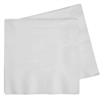 Five Star Napkins Lunch 2Ply White 40 Pack