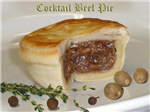 Gretward Cocktail Pies Beef 12Pack
